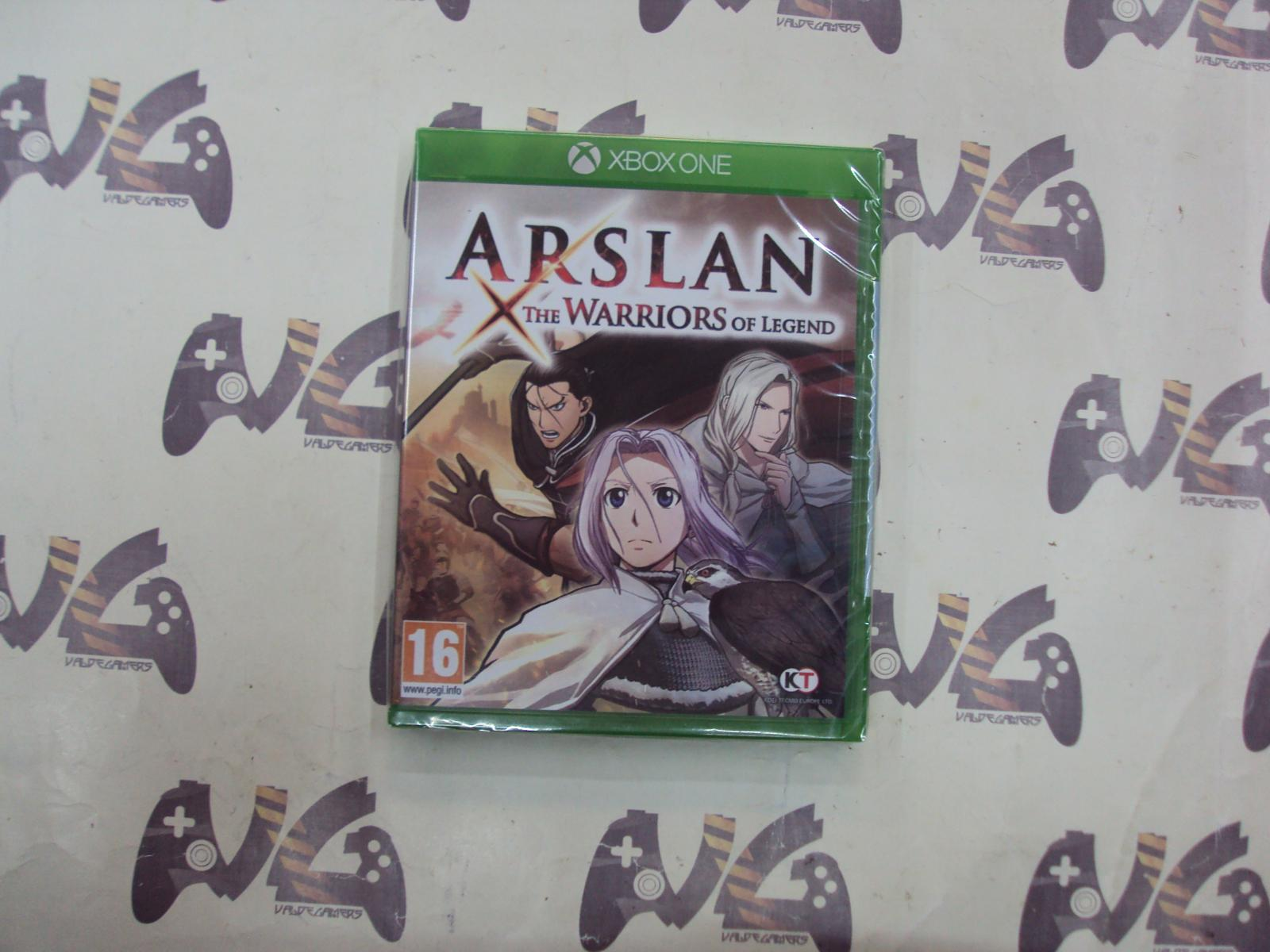 Arslan: The Warriors Of Legend - NUEVO