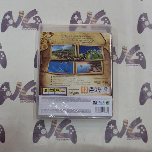 Port Royale 3 gold edition - NUEVO  [1]