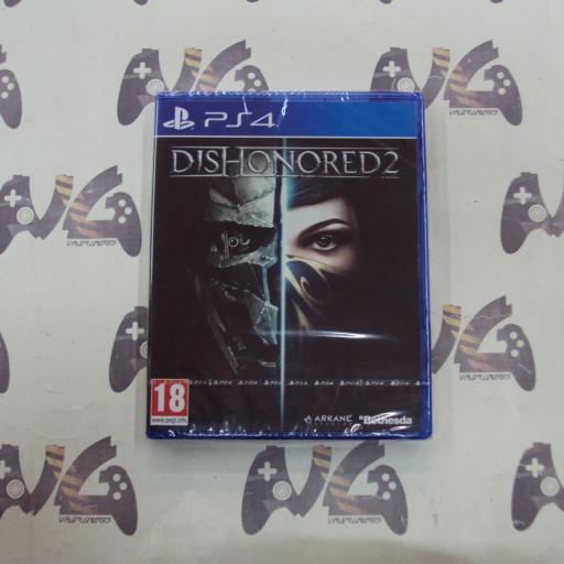 Dishonored 2 - NUEVO
