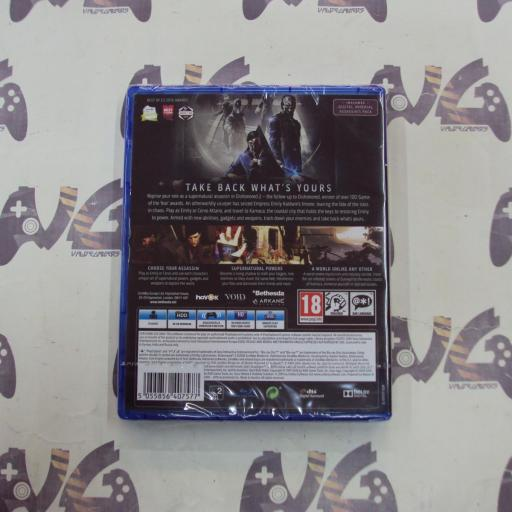 Dishonored 2 - NUEVO [1]