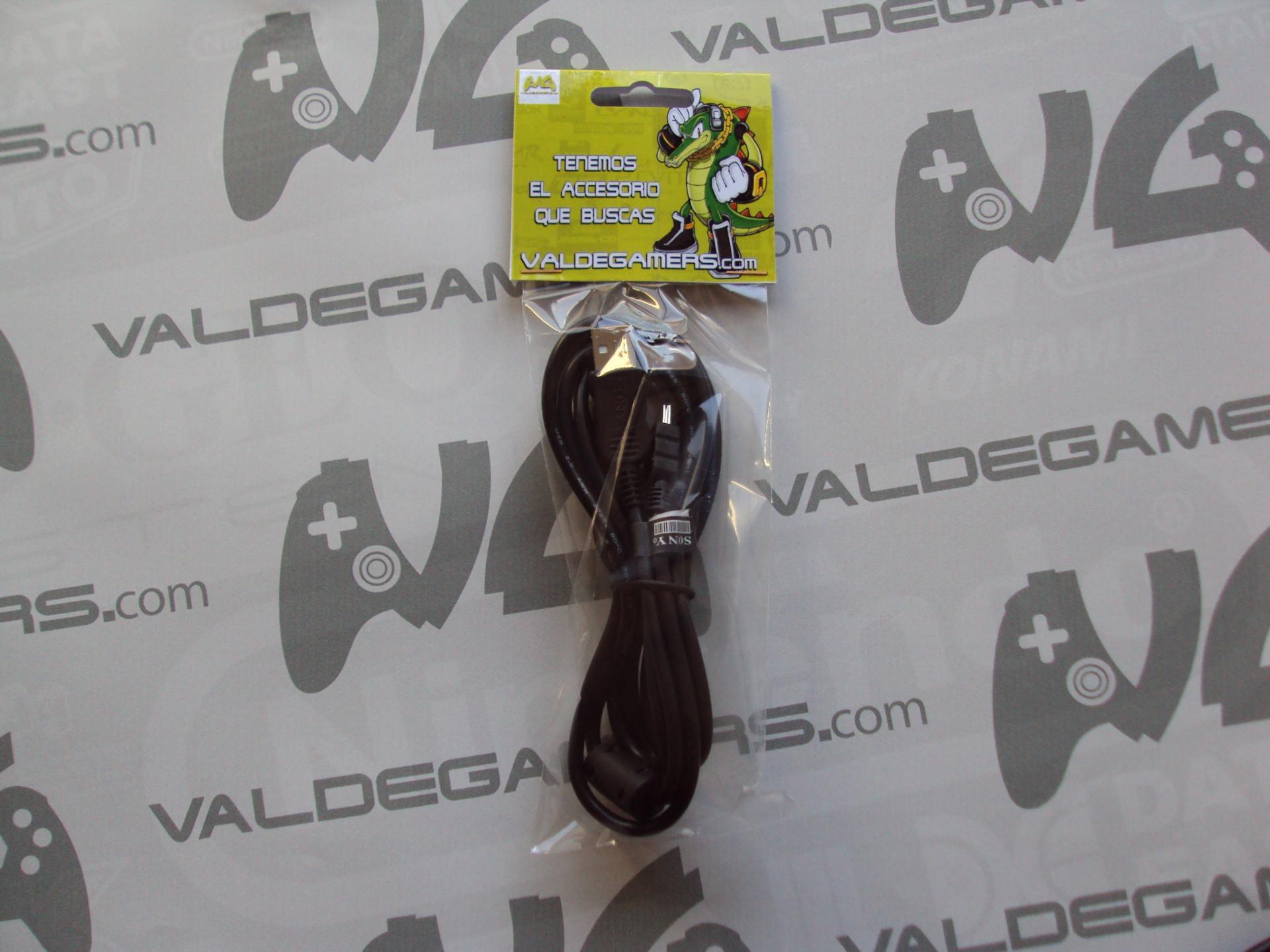 Cable carga mando PS3 - NUEVO