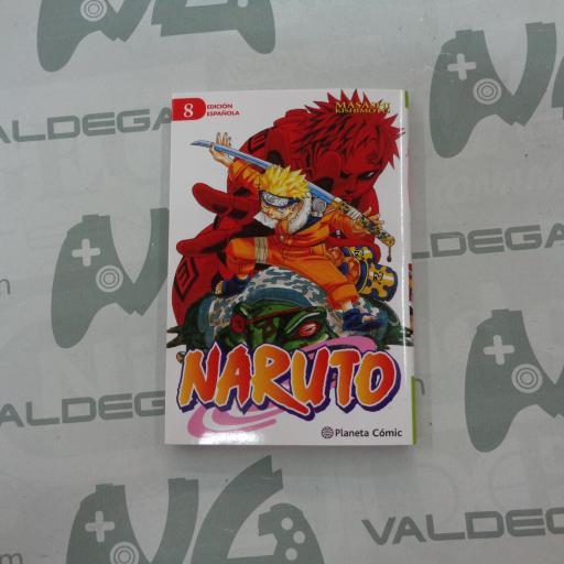 Naruto 5 / 6 / 7 / 8 - Manga [3]