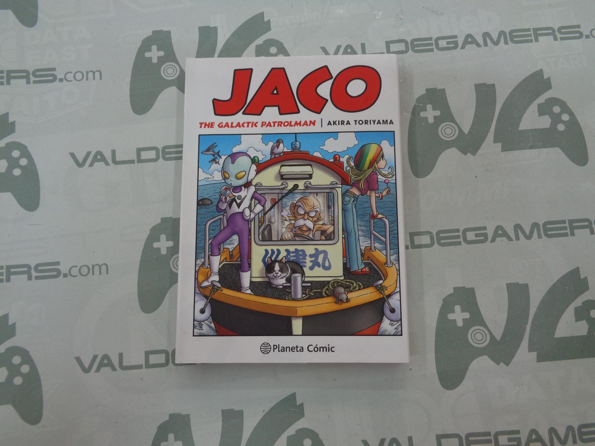 Jaco - MANGA