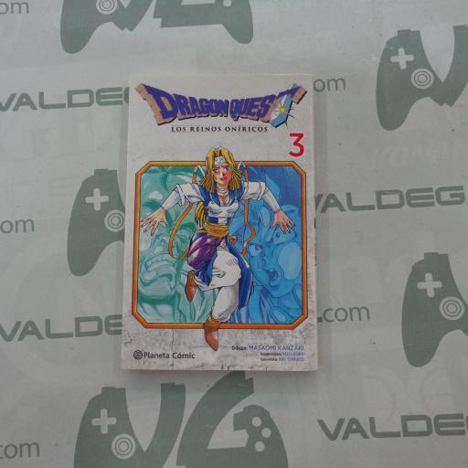 Dragon Quest 2 / 3 - MANGA [1]