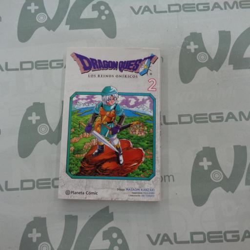Dragon Quest 2 / 3 - MANGA