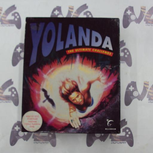 Yolanda the ultimate challenge