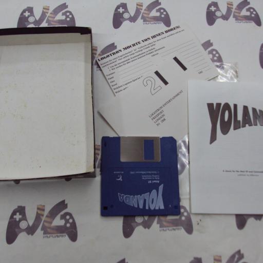 Yolanda the ultimate challenge [1]