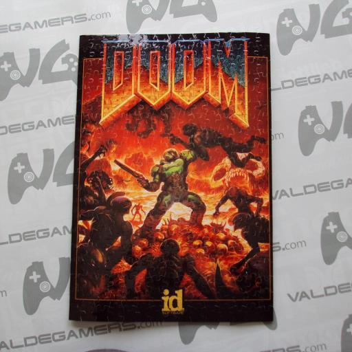 Puzzle Grande personalizado Doom - NUEVO