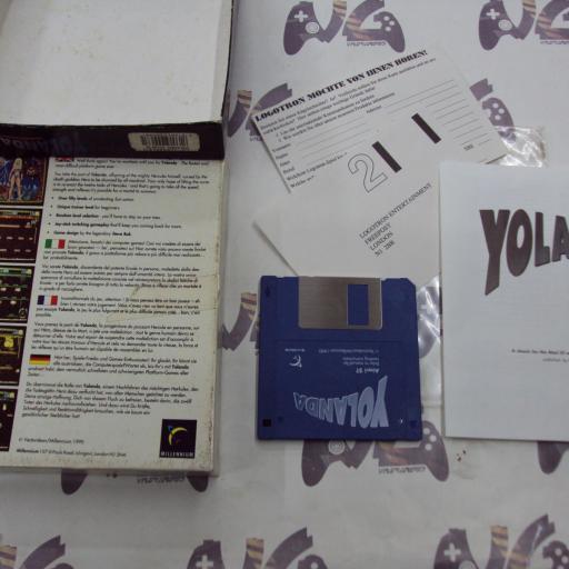 Yolanda the ultimate challenge [2]