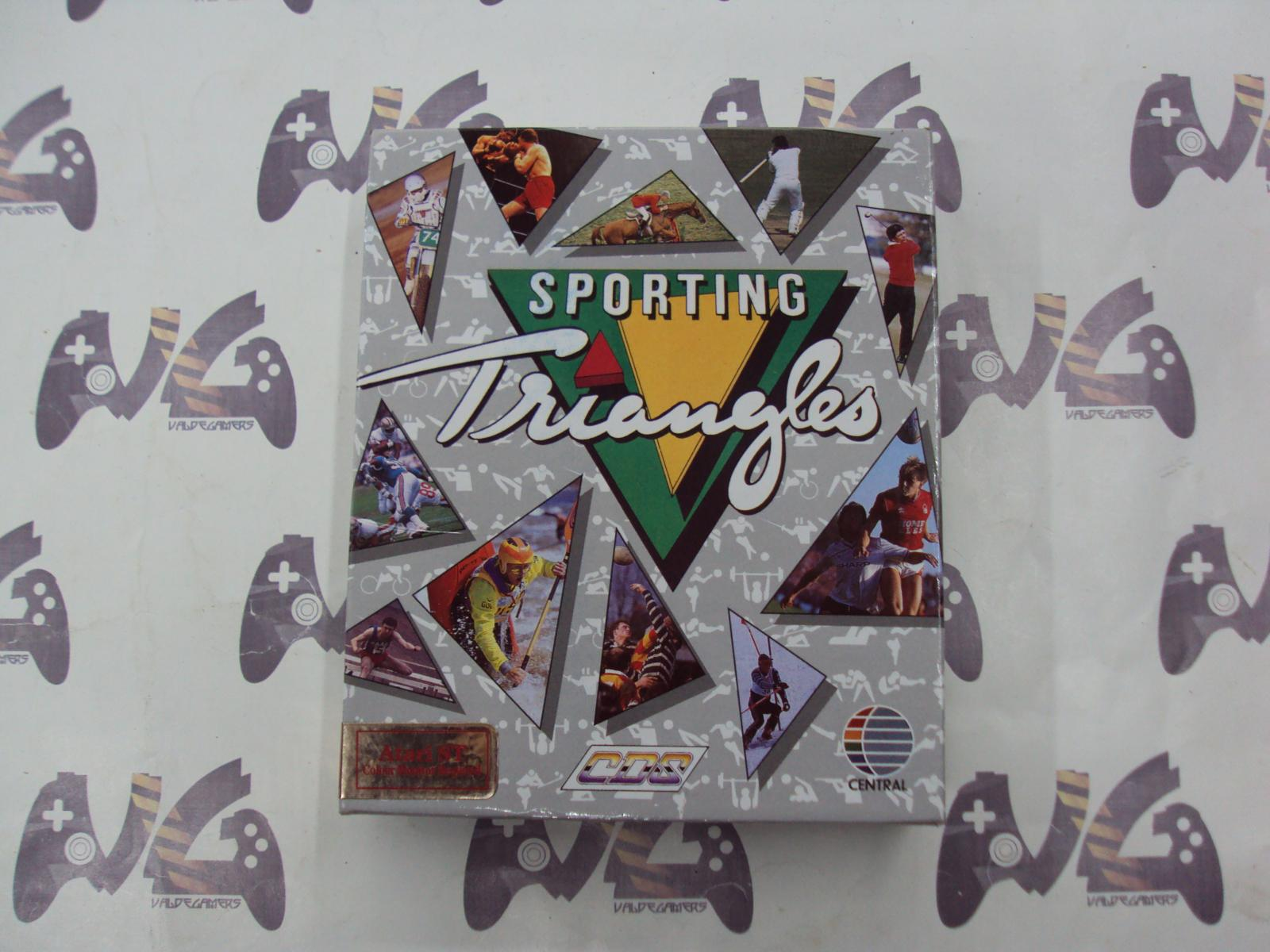 sporting triangles