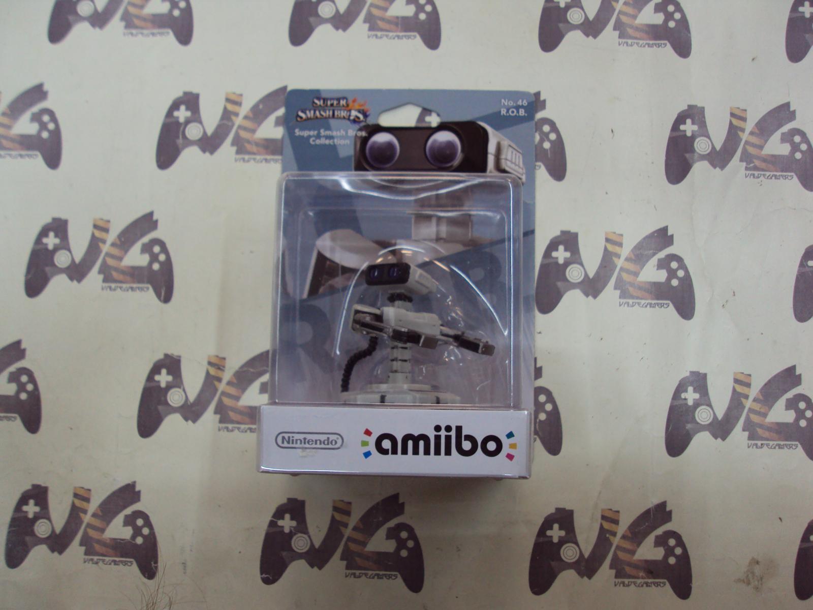 Amiibo  R.O.B - NUEVO