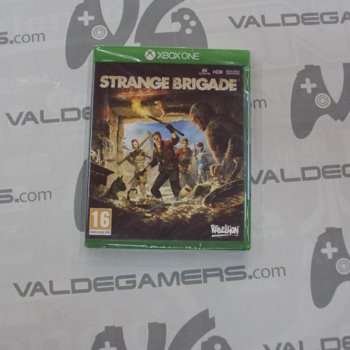 Strange Brigade - NUEVO