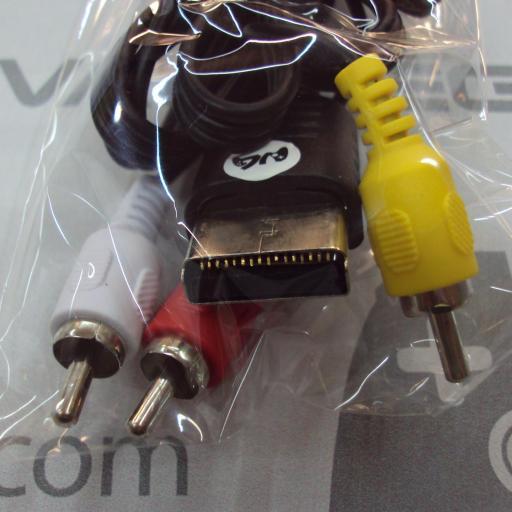 Cable AV dreamcast - NUEVO [2]