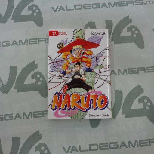Naruto 9 / 10 / 11 / 12 - MANGA [3]