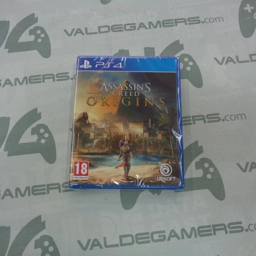 Assassin´S Creed Origins - NUEVO
