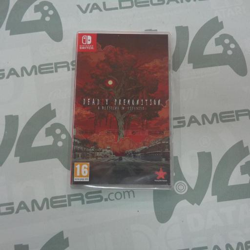 Deadly Premonition 2: A Blessing in Disguise - NUEVO