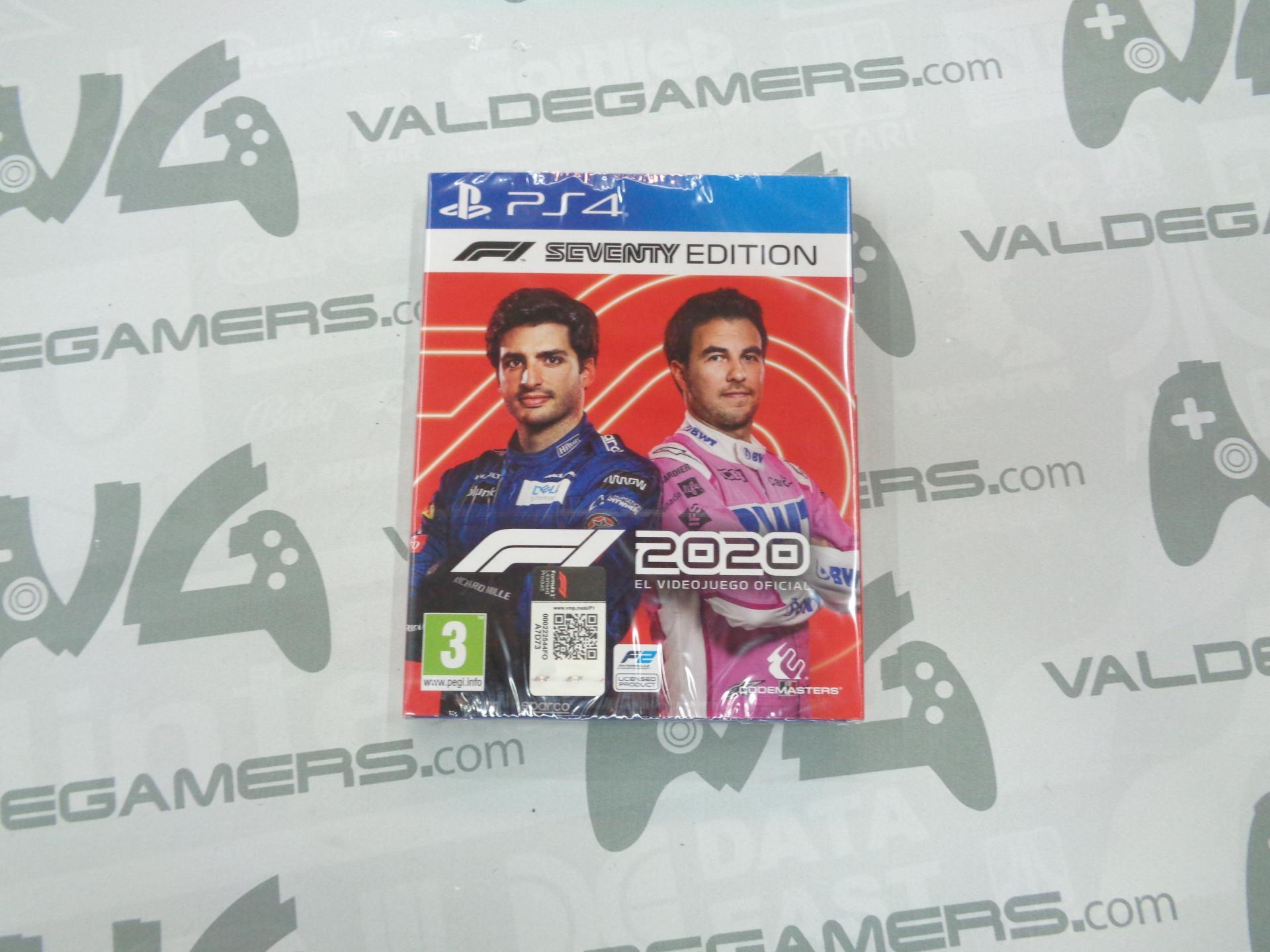 F1 2020 Seventy Edition - NUEVO