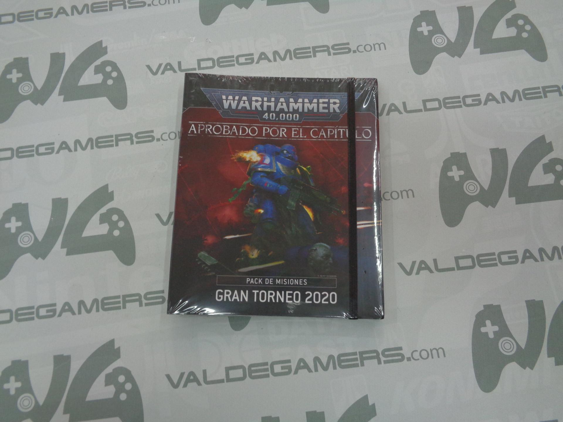 Warhammer 40000: Aprobado Por el Capítulo  Gran Torneo 2020 (Castellano) - NUEVO