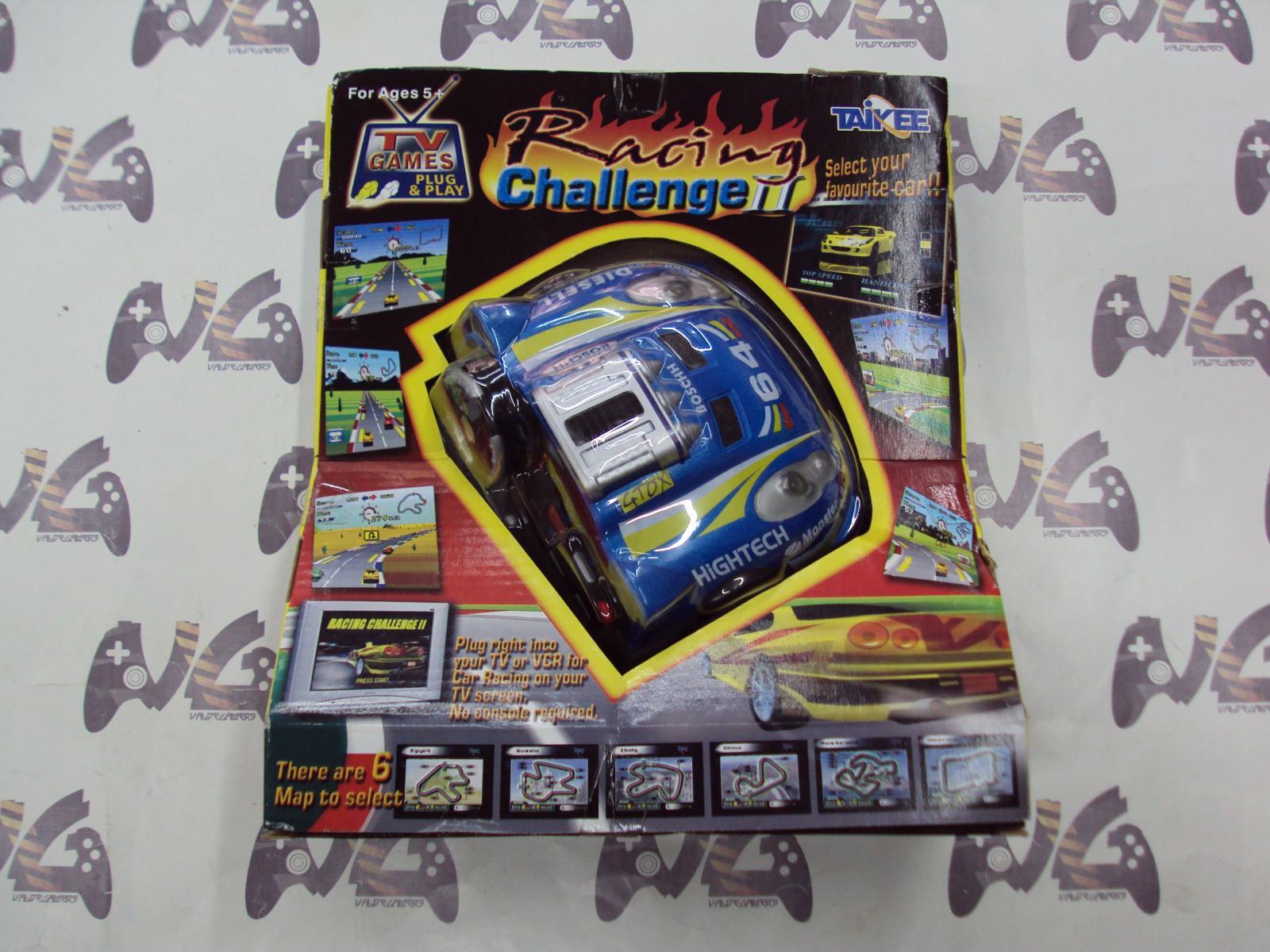 Racing challenge 2 plug & play