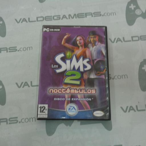 Sims 2 Noctambulos  2CD Expansion