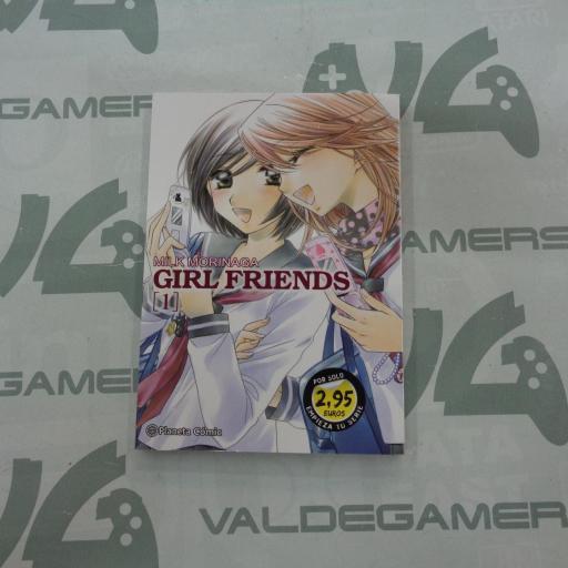 Girl Friends 1
