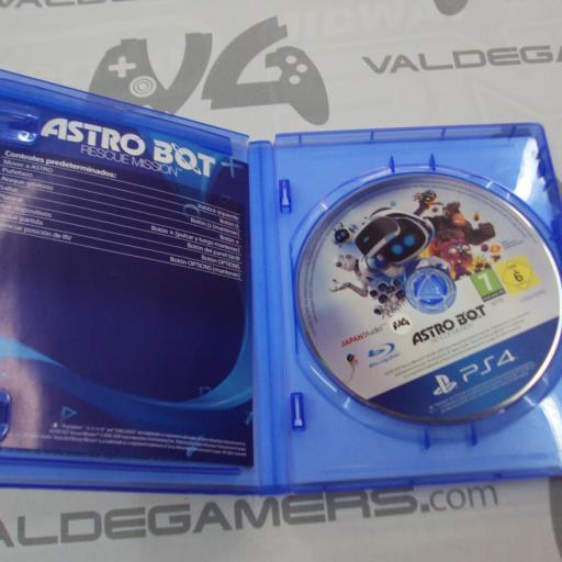 Astro Bot Rescue Mission VR [1]