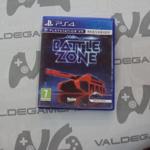 Battlezone VR [0]