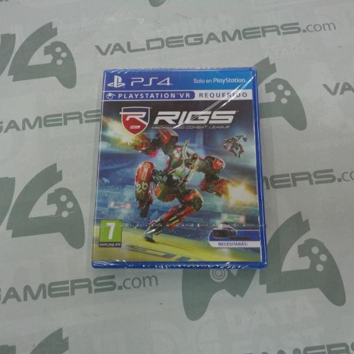 Rigs  VR - NUEVO