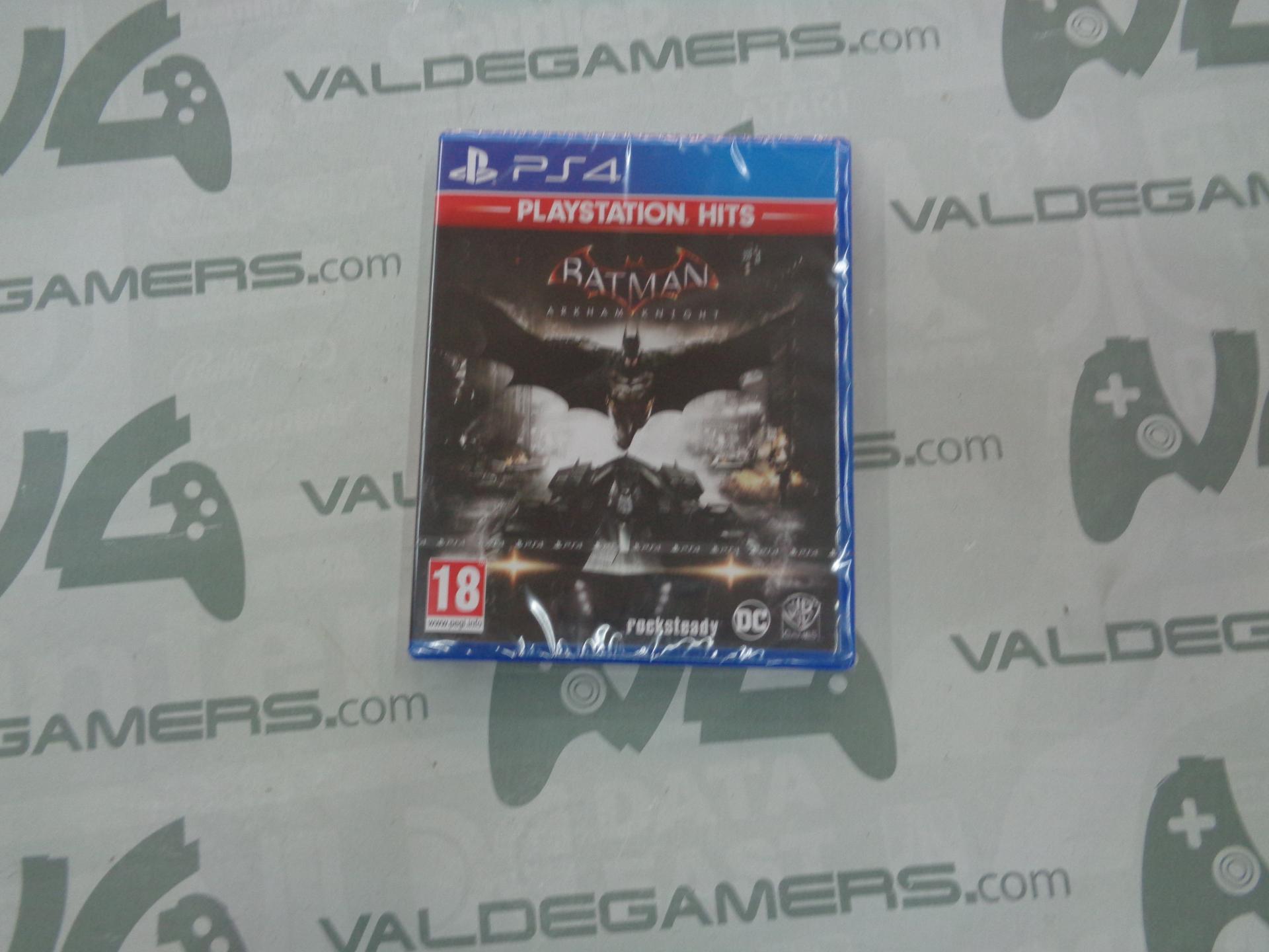 Batman Arkham Knight Ps Hits - NUEVO