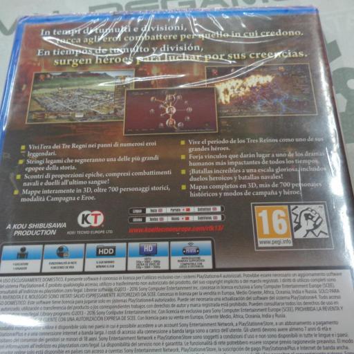 Romance Of The Three Kingdoms XIII - NUEVO [2]