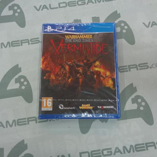 Warhammer: End Times - Vermintide - nuevo