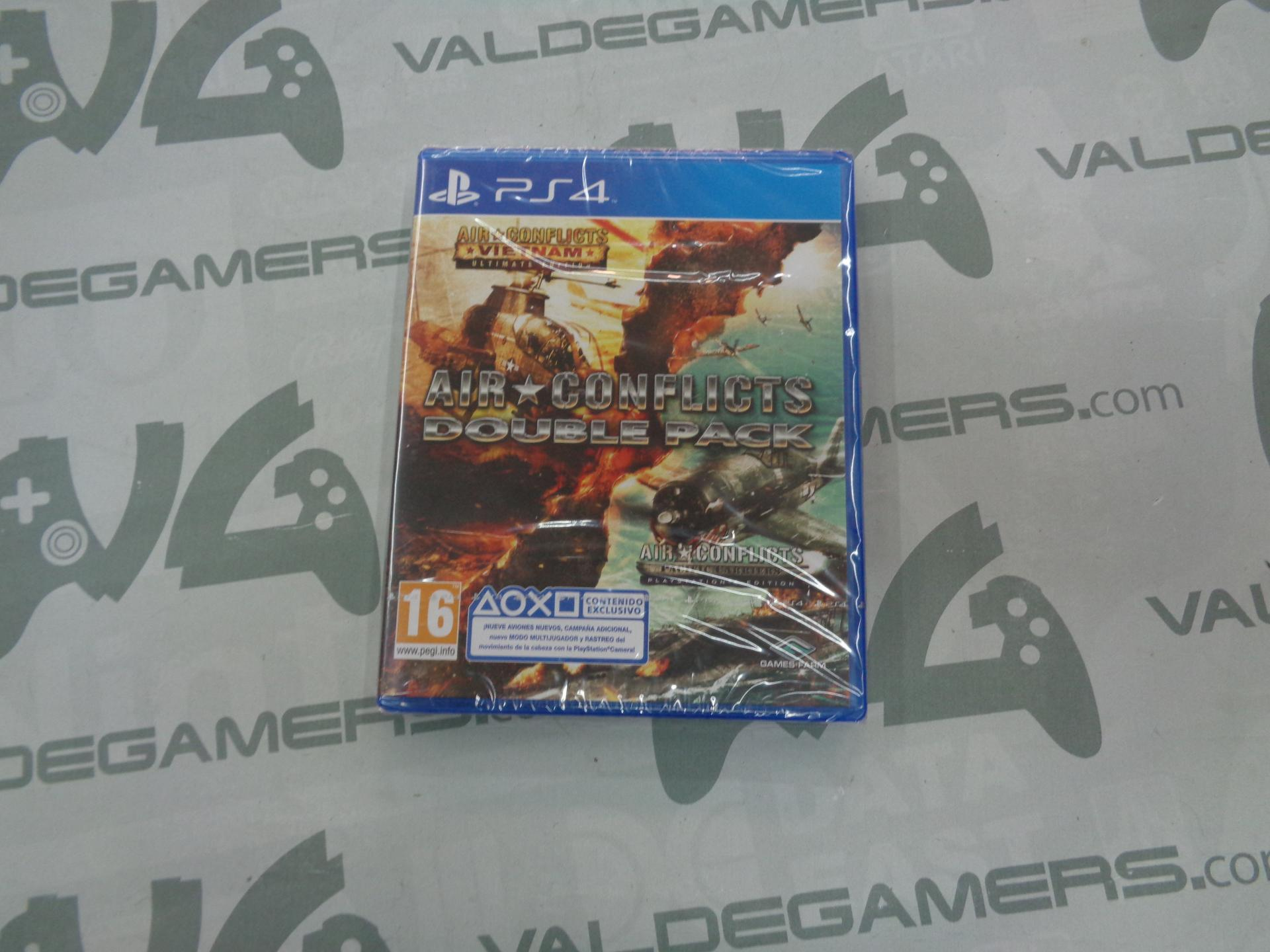 Air Conflicts Double Pack - NUEVO