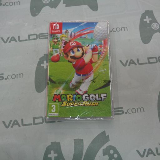 Mario Golf: Super Rush  - NUEVO