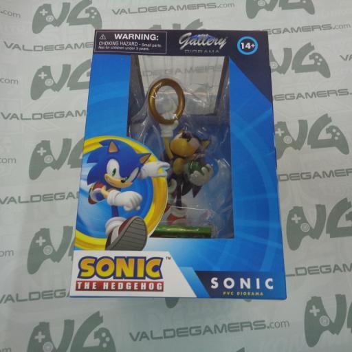 Diorama PVC Sonic the Hedgehog Gallery: Sonic 23 cm