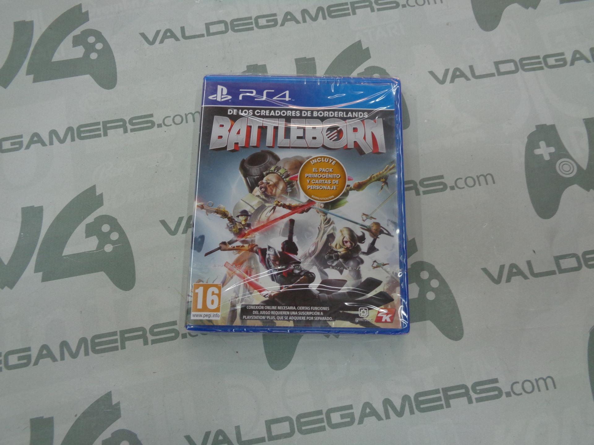 Battleborn - NUEVO