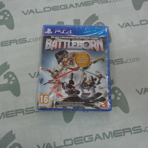 Battleborn - NUEVO [0]