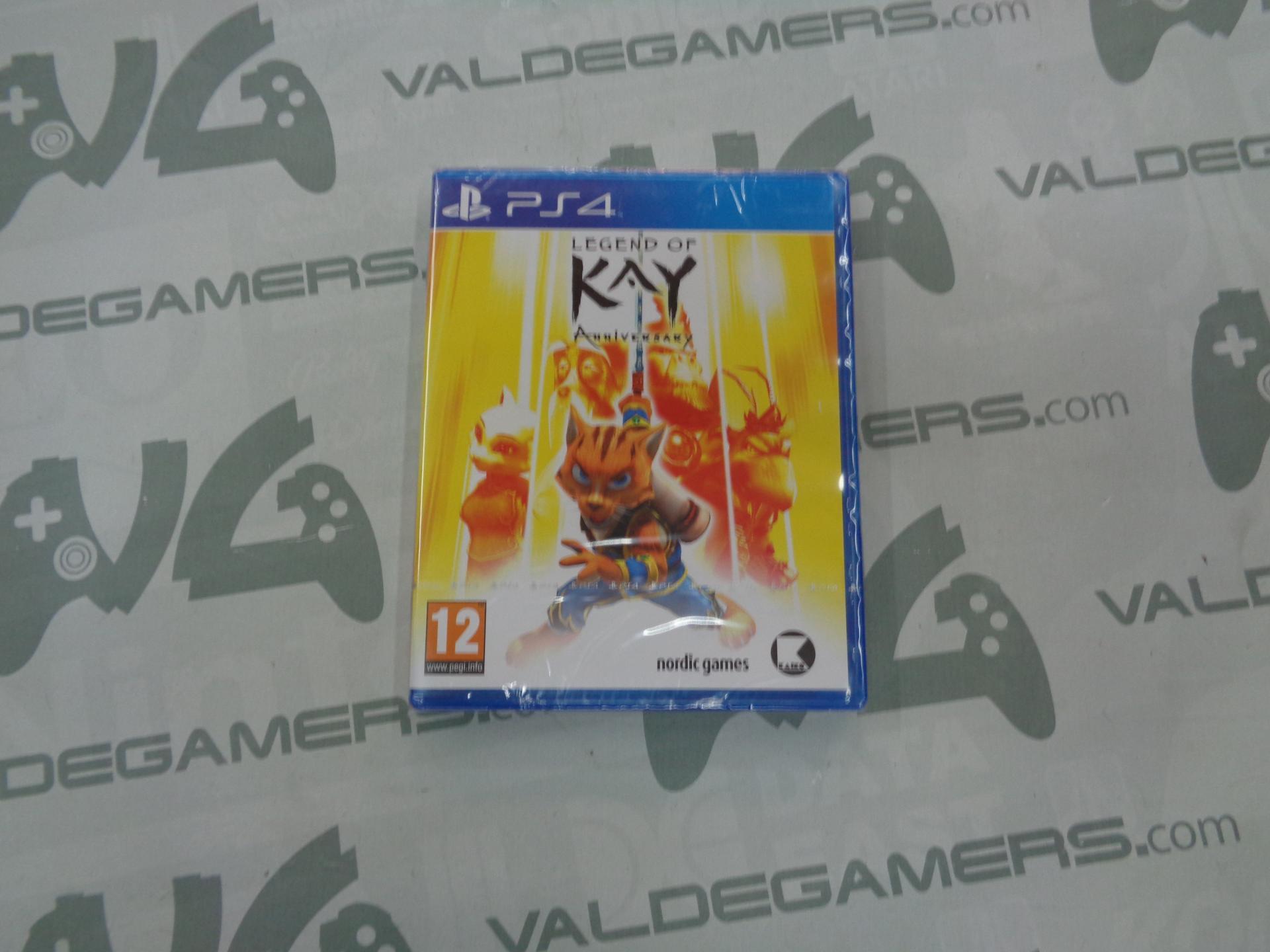 Legend of Kay Aniversary - NUEVO
