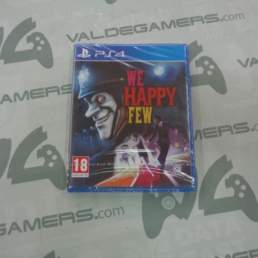 We Happy Few -  NUEVO