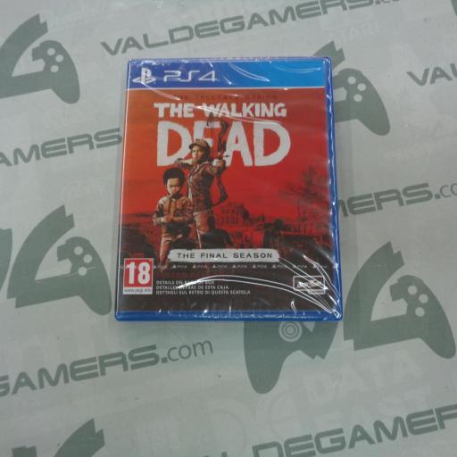The Walking Dead: La Temporada Final - NUEVO