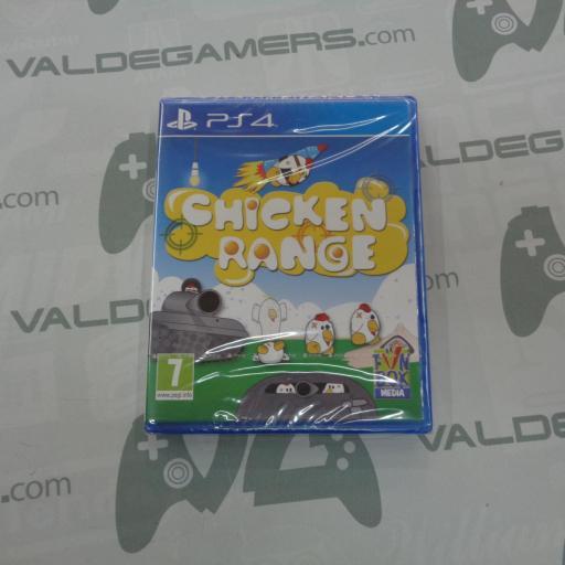 Chicken Range - NUEVO