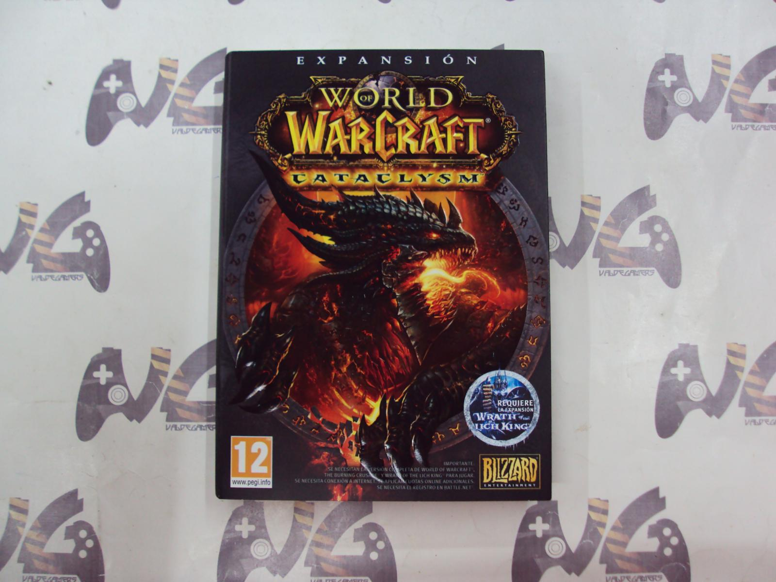 world warcraft cataclysm - NUEVO