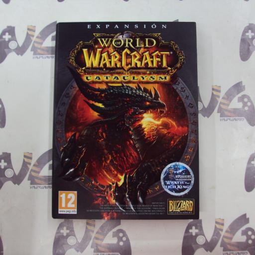world warcraft cataclysm - NUEVO
