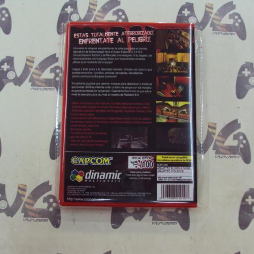Resident evil - Special Edition  [1]