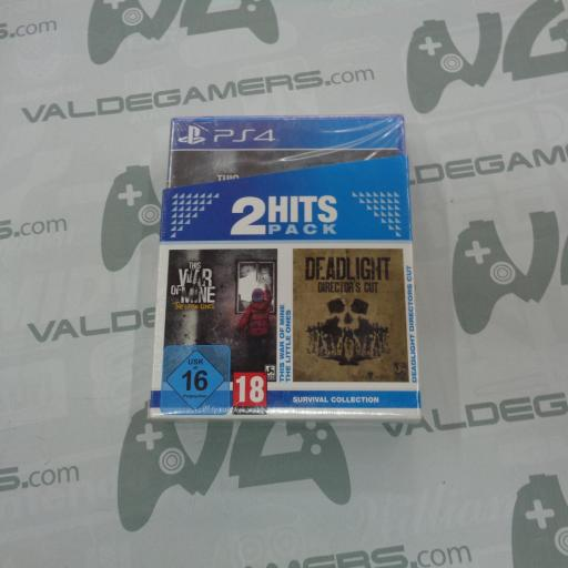 2 Hits Pack This War of Mine + Deadlight Director's Cut - NUEVO