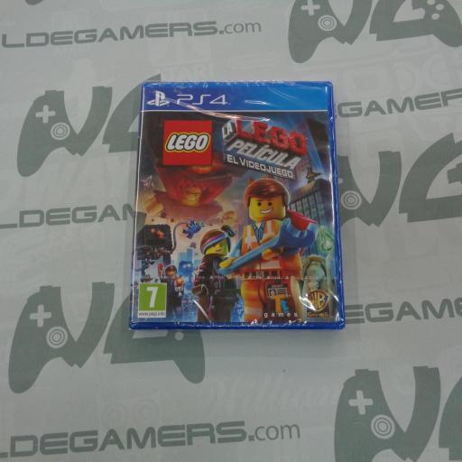 LEGO La Película: El Videojuego - NUEVO