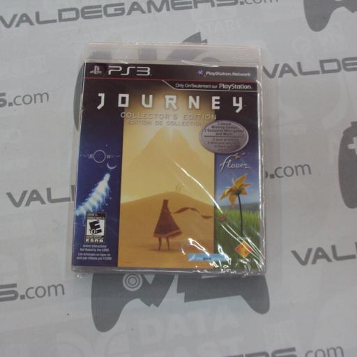 Journey Collector's Edition - NUEVO