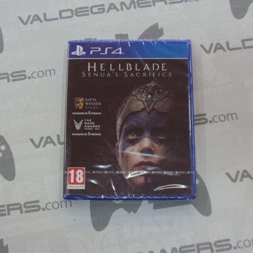 Hellblade Senua´S Sacrifice - NUEVO