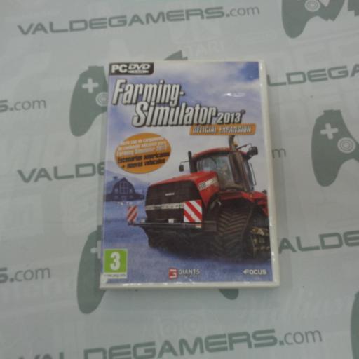 Farming Simulator 2013 : Expansion Pack