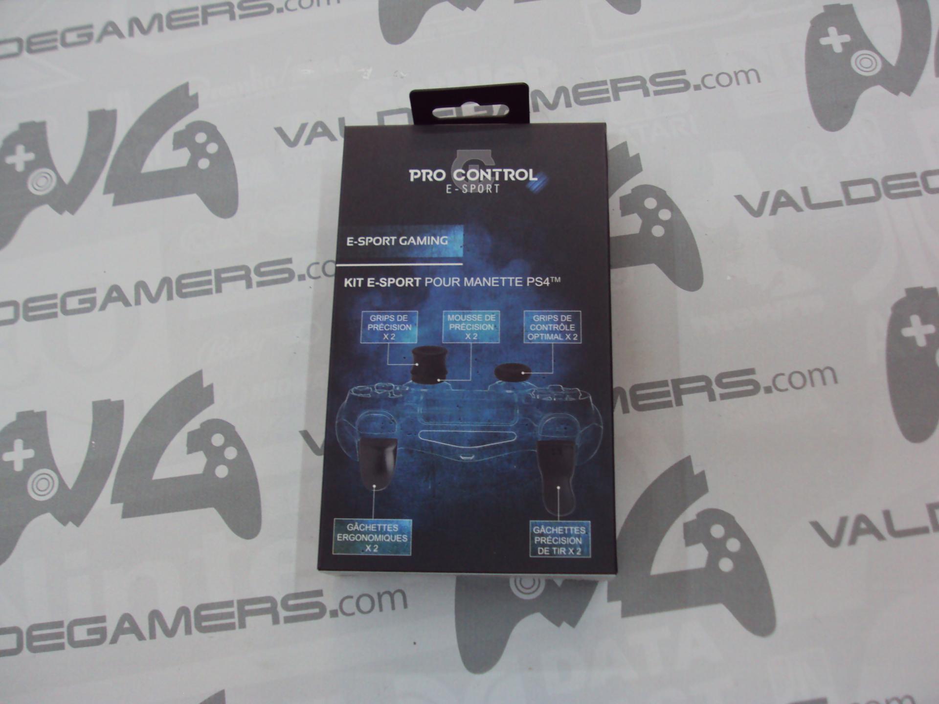 Pro Gaming Kit E-sport Para mando  PS4 - NUEVO