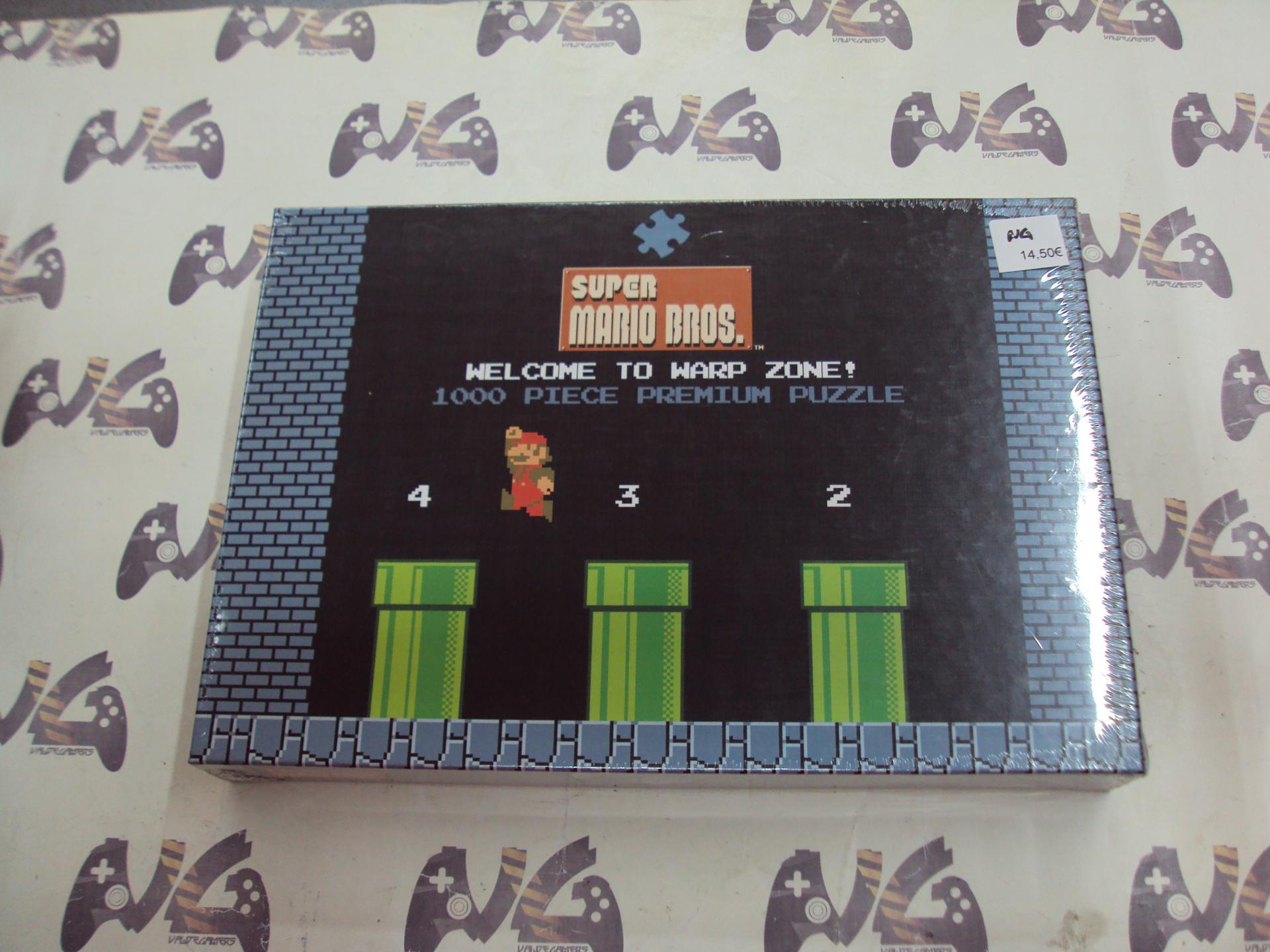 Puzzle Super Mario Bros 1